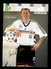 Christian Wörns DFB Autogrammkarte 1998 +A 152494 D