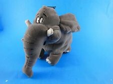 "DISNEY STORE BEAN BAG SHEP elephant Plush 8"" George of the Jungle Mint With Tag"