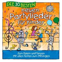 DIE 30 BESTEN NEW+EN PARTYLIEDER - MUSIK (KINDER) LAMP & LEUTE  CD NEW+