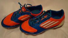 "Adidas ""F50 Sprint Web"" Football  Soccer  Rugby boots US Size 1 male"