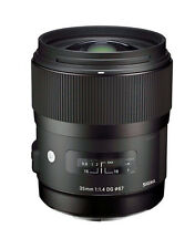 Sigma Art 35mm f/1.4 DG HSM Lens For Canon -Fedex to USA