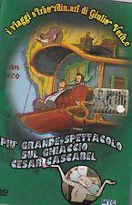 DVD - Il PIU GRANDE SPETTACOLO SUL GHIACCIO CESAR CASCABEL - Editoriale   usato