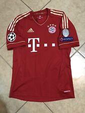 bayern Munich Player Issue Lahm Robben Era Formotion Shirt Match Unworn Jersey