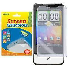 AMZER Super Clear Screen Protector with Cleaning Cloth for HTC Legend