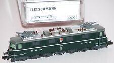 Fleischmann N 931681-1 locomotora eléctrica Ae 6/6 Obwalden SBB Digital DCC