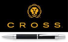 Cross Kugelschreiber Nile schwarz At0382g-7