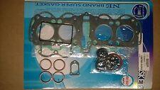 Honda top end engine gasket kit set CB750 K K4 K5 1974 75 77 78  OEMH22013 HN