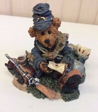Union Jack Love Letters From Boyds Bears