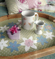 CRAFT PATTERN PAINT MUG & EGG CUP DECOUPAGE A FLOWER TRAY WWM AUA SPECIAL OFFER
