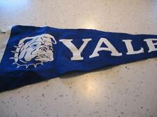 1960 Yale University Pennant, New Haven, Connecticut