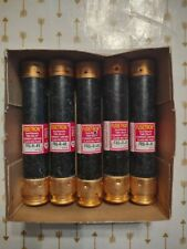 BUSSMANN FUSETRON FUSE FRS-R-45 AMP 600 VAC CLASS RK5   LOT OF 5 - NEW