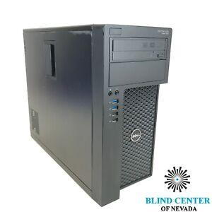 Dell Precision 3620 MT i7-6700 3.4GHz 8GB DDR4 1TB W10P 64-bit