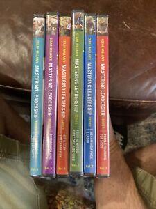 Cesar Millan's Mastering Leadership Series 6 DVD Set Dog Whisperer 5 Sealed 1 LN