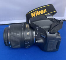 Nikon D5100 16.2MP Digital SLR Camera With 18-55mm Lens