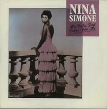 "Nina Simone 7"" vinyl single record My Baby Just Cares For Me UK CYZ7112 CHARLY"