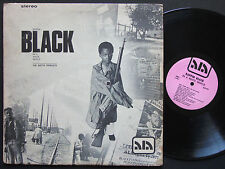 THE WATTS PROPHETS Rappin' Black In A White World LP ALA 1971 Orig US 1971 JAZZ