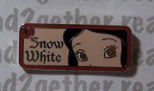 Disney Pin WDW Hidden Mickey 2007 Series 2 Rear View Mirror Snow White