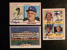 Bill White AUTOGRAPH 1978 Topps #282 NY Yankees Team Signed Card Auto New York