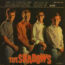 CD Single Dance on with The Shadows  EP REPLICA  4-track CARD SLEEVE + VERY RARE