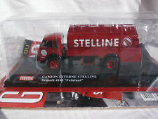 CAMION CITERNE STELLINE RENAULT 4140 FAINEANT HORS SERIE #6 GARAGE MODERNE 1/43
