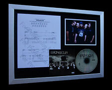 STONE SOUR Silly World LIMITED Numbered CD GALLERY QUALITY MUSIC FRAMED DISPLAY