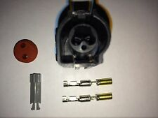 Ford 2 Pin Radiator Fan Switch Plug Connector Sierra Cosworth Zetec Escort Focus