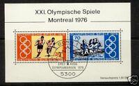 Germany   1976  Scott # B532  USED Sheet