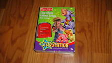 RARE NIB NEW FISHER PRICE STAR STATION ANIMAL SONGS CARTRIDGE
