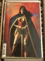 WONDER WOMAN #768 JOSHUA MIDDLETON VARIANT COVER B 2020 DC COMICS hot artist