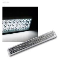 Automatische Notleuchte 72 LED Lampe Akku Fluchtweg-Leuche Notbeleuchtung 230V