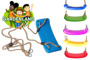 Plastic SWING SEAT for climbing frames