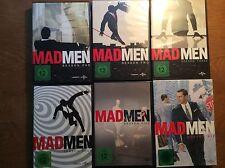 Mad Men - Staffel 1 2 3 4 5 6 [24 DVD]