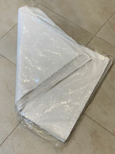 """480 Tissue Paper Sheets White 20"""" x 30"""" Large Sheets Gift Wrap Wrapping Gift"""