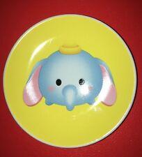 Dumbo Cute Yellow Disney Store small dish plate New