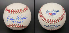 John Wooden SIGNED ROMLB Baseball UCLA Bruins (DEC) Coach PSA/DNA AUTOGRAPHED