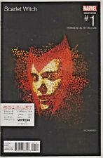 SCARLET WITCH#1 NM 2016 ' HIP-HOP VARIANT' MARVEL COMICS