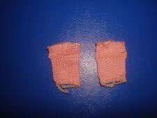 "New ListingVtg 1950s Pink Rayon Doll Socks Fit Ginny Vogue/Muffie/Mdm Alexander/Ginger/8"""