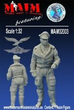Oblt. Adolf Galland II/JG26 1940/41 WW2 figther ace / 1:32 scale resin model kit