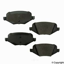 Disc Brake Pad Set-Original Performance Ceramic Rear WD Express 520 13770 508