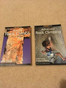 Rock Climbing Books