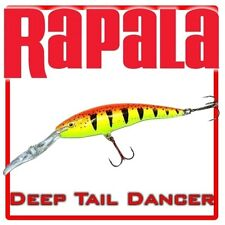 RAPALA CUCCHIAINO Deep Tail Dancer tdd07 7cm-PRT-Parrot