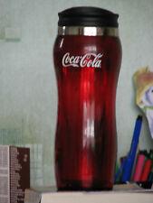 Coca cola thermo cup Coke Used Carnival rare thermal collection