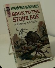 Back to the Stone Age by Edgar Rice Burroughs - Ace F-245 - 1963