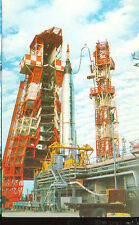 KENNEDY SPACE CENTER,FLORIDA-ATLAS-MERCURY-BEING READIED-NASA-(SPACE-79)