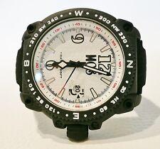MOS Monterey Men's MR102 White Dial 100 Meter Diver Watch