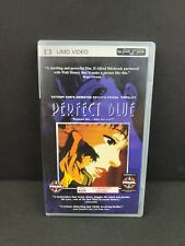 Perfect Blue (Sony PSP UMD Movie 2006) Anime Manga Animated Complete TESTED Rare