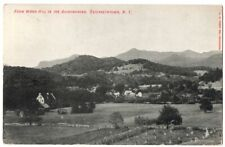 090820 Elizabethtown Ny From Wood Hill In The Adirondacks 1909 Vintage Postcard