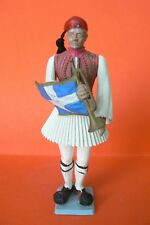 AOHNAS GREECE . VERY RARE KEEP IN OUTFITS PARADE BIG SIZE 155mm
