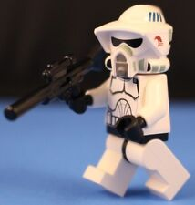 LEGO® STAR WARS™ 7913 ARF TROOPER Minifigure™ Clone Wars 100% LEGO +Long Blaster