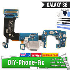 Original Samsung Galaxy S8 G950F Charging Port Flex Charger Mic Replacement